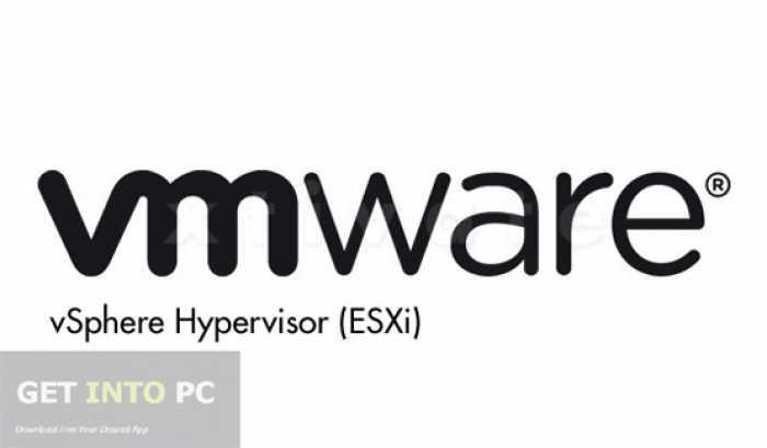 VMware vSphere Hypervisor Free Download