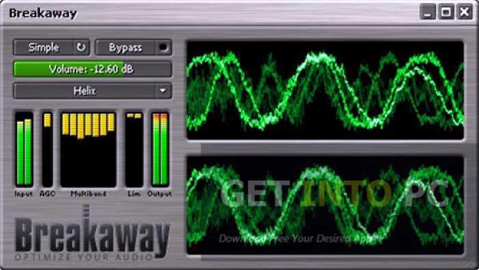 Breakaway Audio Enhancer Free Download