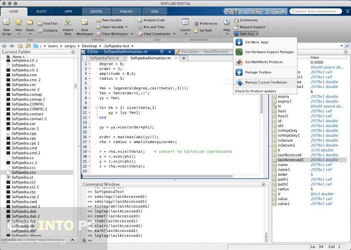 MATLAB R2015a Free Download