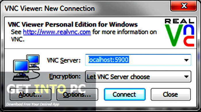 RealVNC VNC Enterprise Free Download
