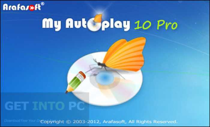 My Autoplay Professional Free Download