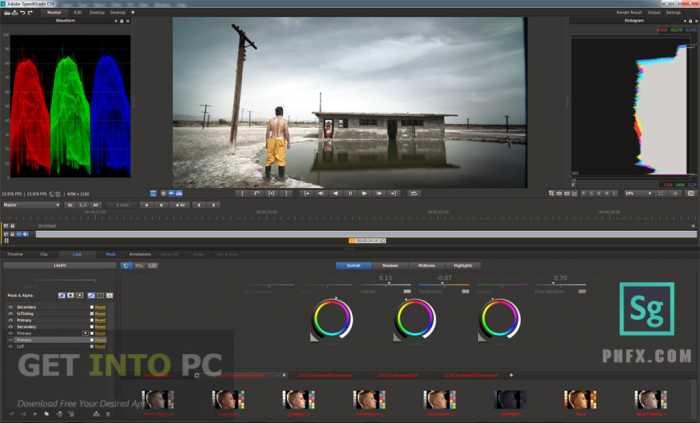 Adobe SpeedGrade CC 2015 Free Download
