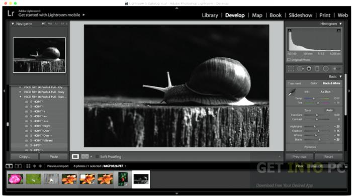 Adobe Lightroom 6.1.1 64 Bit MultiLang Free Download