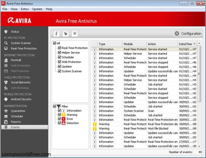 Avira Antivirus Pro 2015 Free Download