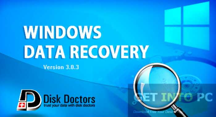Disk Doctors Windows Data Recovery Free Download