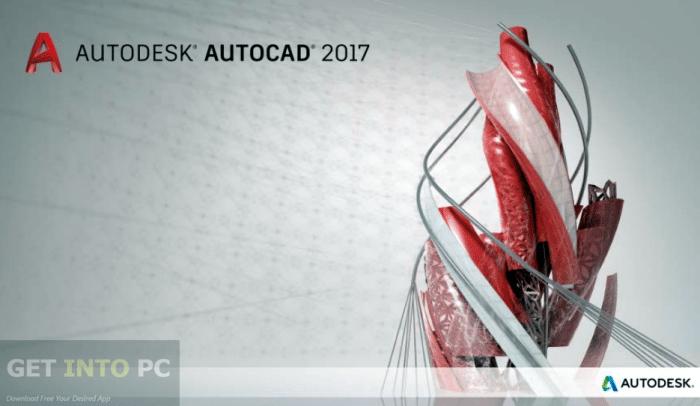 Autodesk AutoCAD 2017 x32 x64 Bit Free Download