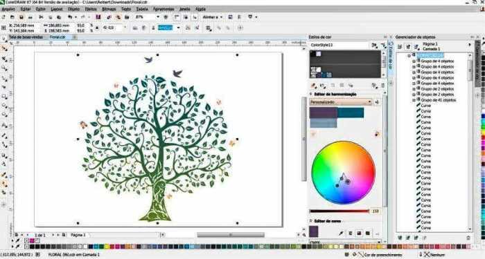 CorelDRAW Graphic Suite x8 ISO Multilingual 32 64 Bit Download