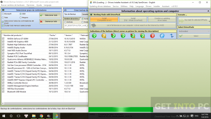 SamDrivers 16.5 Full Offline ISO Free Download