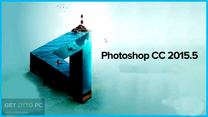 Adobe Photoshop CC 2015.5 v17.0.1 Update 1 ISO Free Download