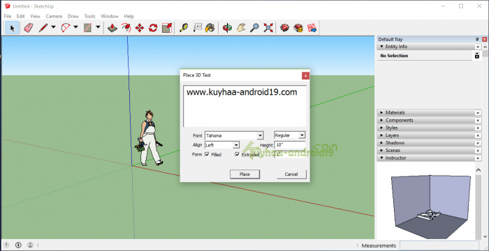 SketchUp Pro 2017 17.0.18899 x64 Free Download