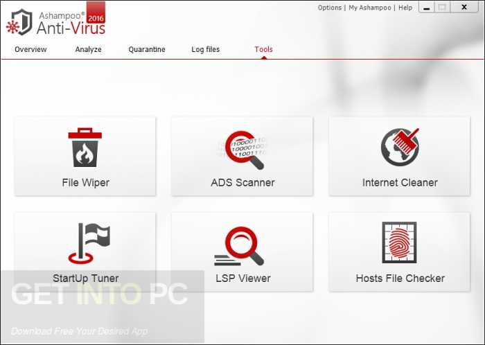 Ashampoo Anti-Virus 2016 Free Download