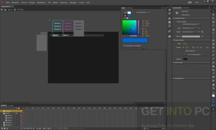 Adobe Animate CC 2017 64 Bit Free Download