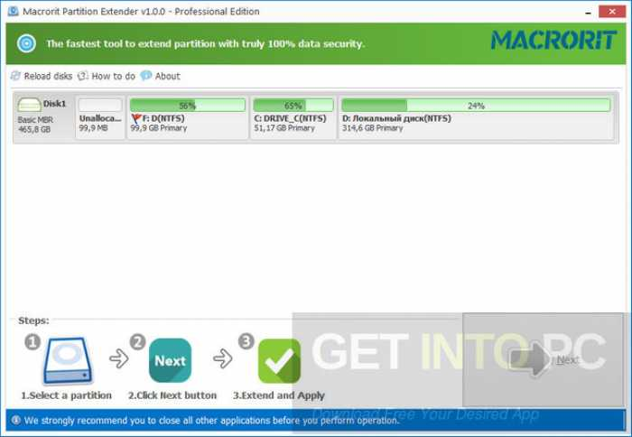 Partition Extender Portable Free Download
