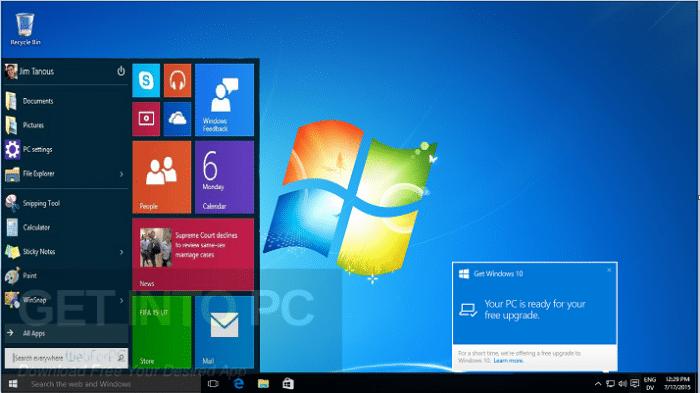 Windows 10 Enterprise N LTSB x86 ISO Feb 2017 Download