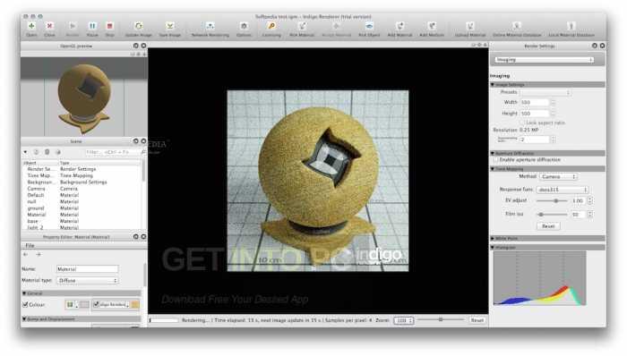 Download Indigo Renderer For Mac OS X
