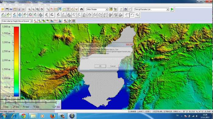 Global Mapper 18 Free Download