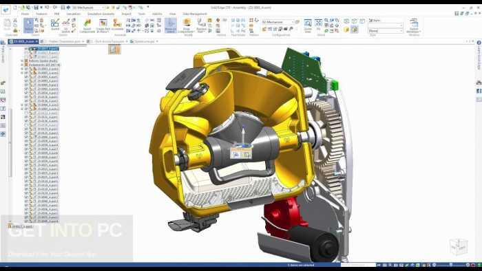 Siemens Solid Edge ST9 64 Bit Free Download