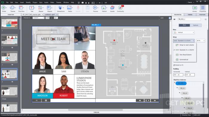 Adobe Captivate CC 2017 Free Download