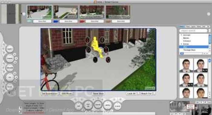 FrameForge Storyboard Studio Pro Free Download