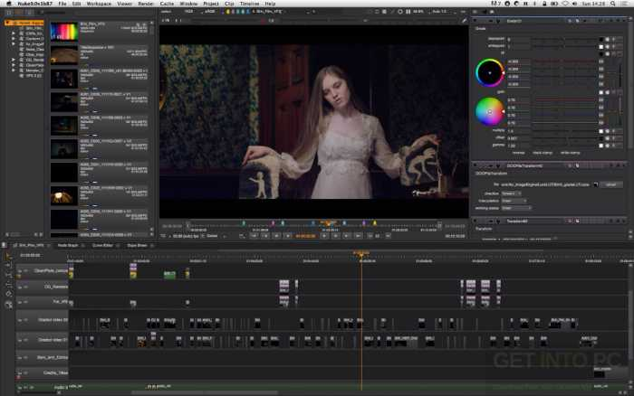 Download The Foundry NUKE STUDIO 10 DMG for Mac