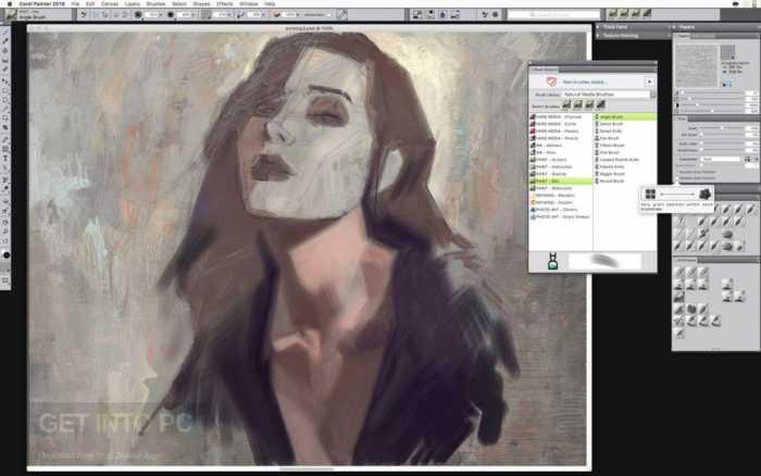 Corel Painter 2018 Free Download