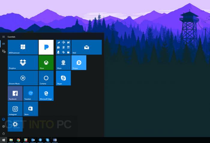 Windows 10 Pro RS3 v1709 32 Bit 16299.19 Download