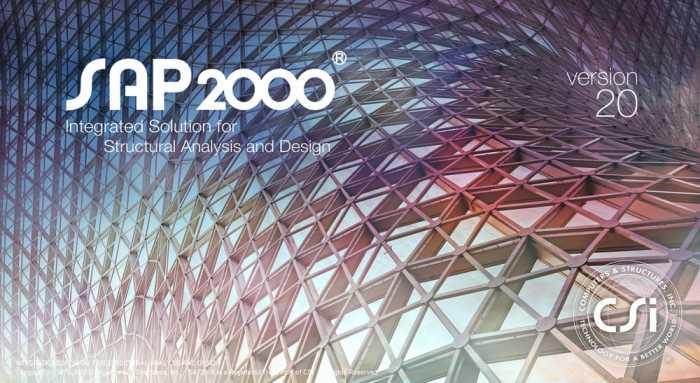 CSI SAP2000 Ultimate 20 Free Download