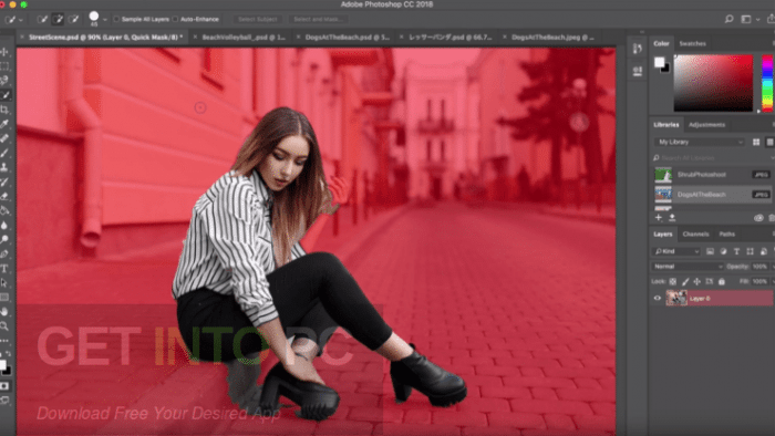 Adobe Photoshop CC 2018 v19.1.2.45971 + Portable Download