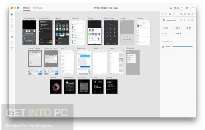 Download Adobe XD CC 2018 for Mac