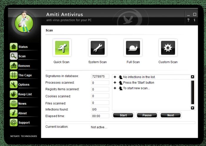 NETGATE Spy Emergency 24.0.650 Free Download
