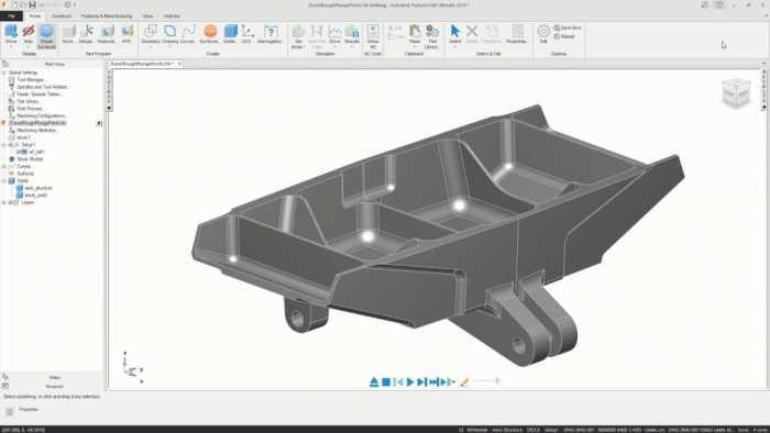 Autodesk FeatureCAM 2019 Free Download