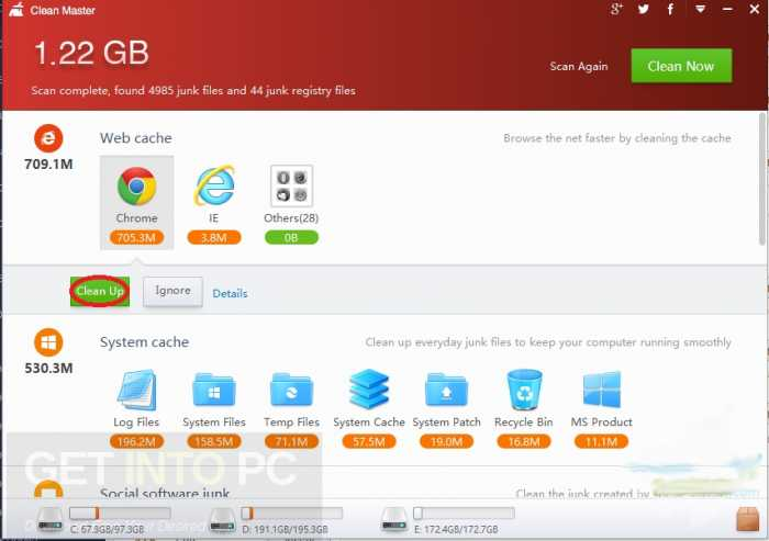 Clean Master Pro Free Download