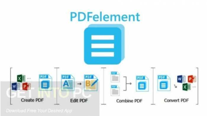 Wondershare PDF Element 6.3.5.2806 + Portable Download