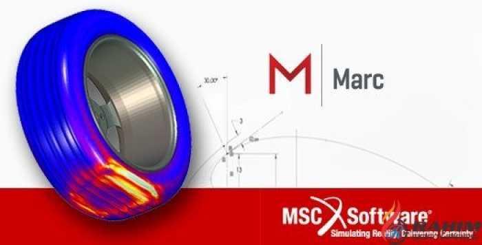 MSC MARC 2016 Free Download