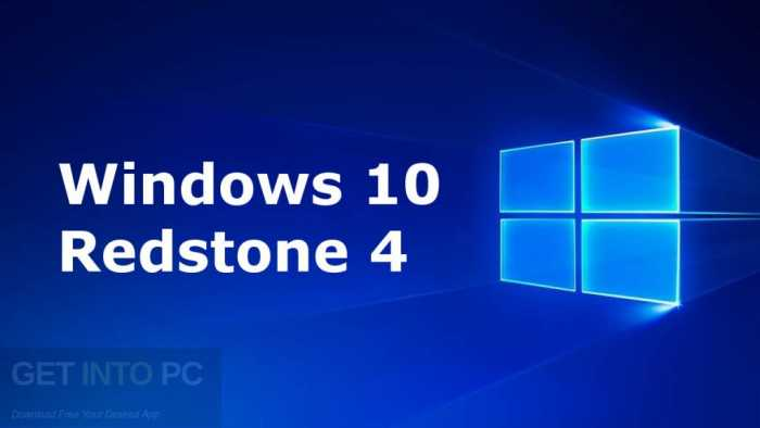 Windows 10 All in One 1803 Redstone 4 ISO Download