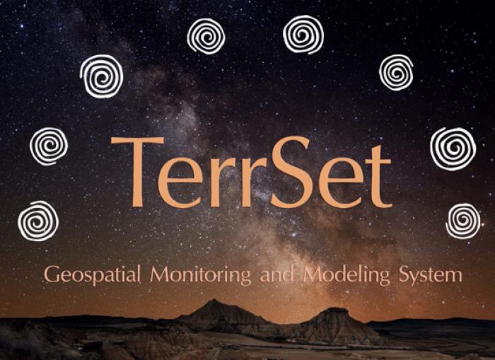 Clark Labs TerrSet IDRISI 18.31 Free Download