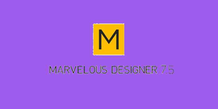Marvelous Designer 7.5 Enterprise Free Download