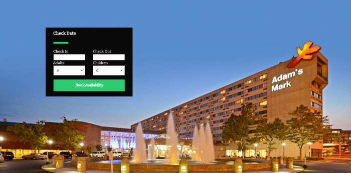 Web Based Online Hotel Booking System Free Download