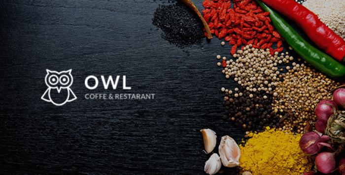 OWL – CAFE & RESTAURANT DRUPAL 8.5 TEMPLATE