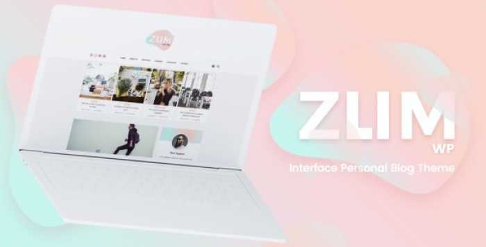 ZUM V1.0.1 – PERSONAL BLOG WORDPRESS THEME