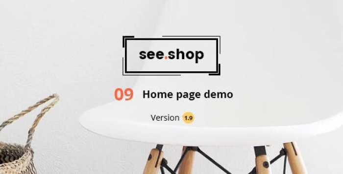 SEE SHOP FURNITURE V1.9 – INTERIOR RTL RESPONSIVE WOOCOMMERCE WORDPRESS THEME