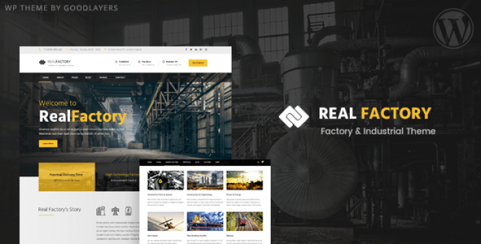REAL FACTORY V1.3.2 – FACTORY / INDUSTRIAL / CONSTRUCTION