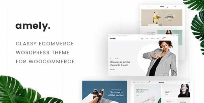 FASHION AMELY V2.2.3.2 – FASHION SHOP WORDPRESS THEME FOR WOOCOMMERCE