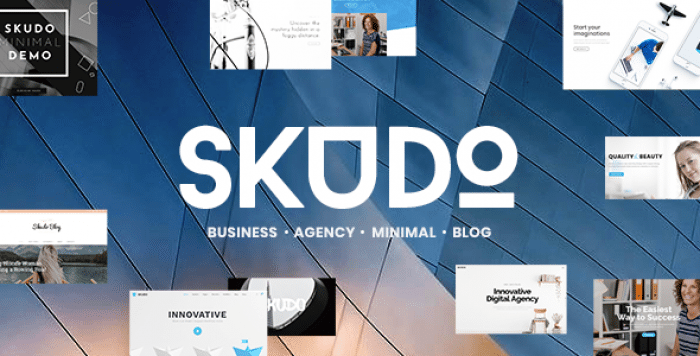 SKUDO V1.2.2 – RESPONSIVE MULTIPURPOSE WORDPRESS THEME