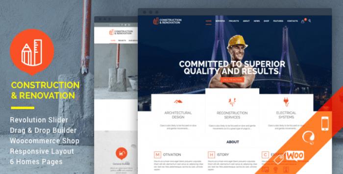 CONSTRUCTION V12 – CONSTRUCTION BUILDING COMPANY