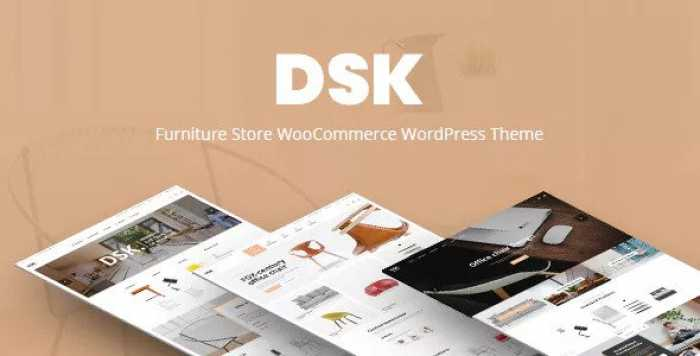 DSK V1.1 – FURNITURE STORE WOOCOMMERCE THEME