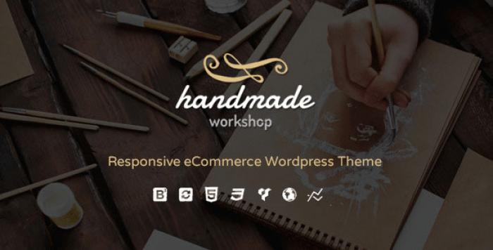 HANDMADE V4.2 – SHOP WORDPRESS WOOCOMMERCE THEME