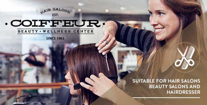 COIFFEUR V4.0 – HAIR SALON WORDPRESS THEME
