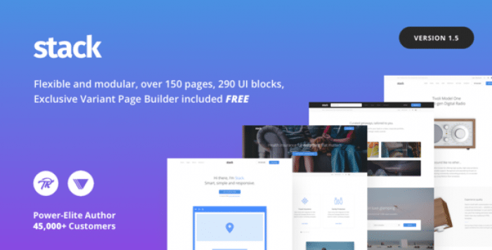 STACK V10 5 10 – MULTI-PURPOSE THEME WITH VARIANT PAGE BUILDER