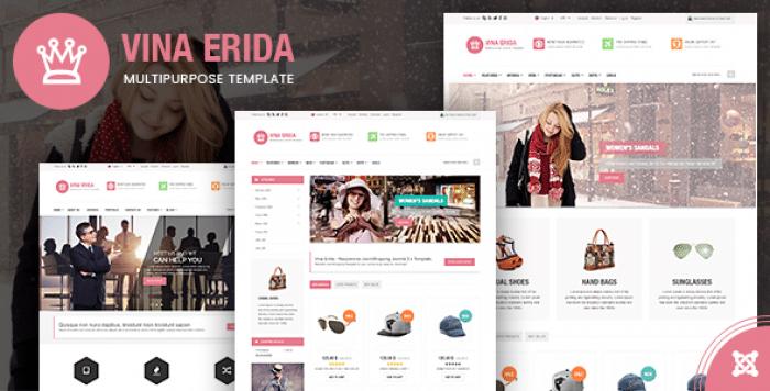 VINA ERIDA – MULTIPURPOSE JOOMLA 3.X TEMPLATE